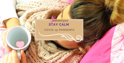 How to stay calm during the Coronavirus pandemic